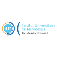 Logo Institut Universitaire de technologie Aix Marseille