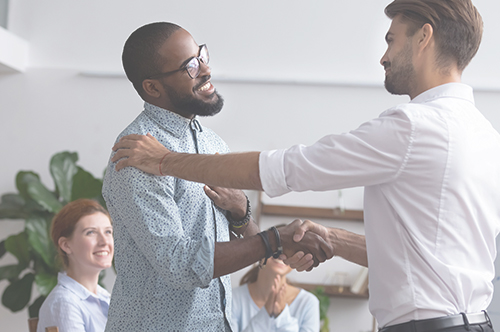 Formation savoir établir le bon rapport avec l'autre