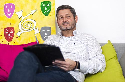 Christophe Gauthier coach professionnel pour managers